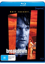Breakdown | Imprint Standard Edition | Blu-ray