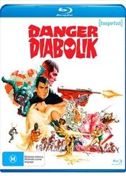 Danger Diabolik | Imprint Standard Edition | Blu-ray