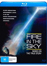 Fire In The Sky | Imprint Standard Edition | Blu-ray