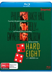Hard Eight | Imprint Standard Edition | Blu-ray