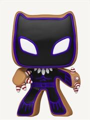 Black Panther Gingerbread | Pop Vinyl