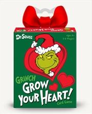 Grinch Grow Your Heart | Merchandise