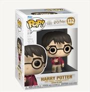 Harry Potter With Stone | Pop Vinyl