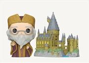 Dumbledore and Hogwarts Castle | Pop Vinyl