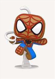 Spiderman Gingerbread | Pop Vinyl