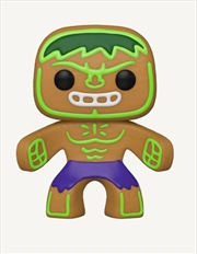Hulk - Hulk Gingerbread Pop! Vinyl | Merchandise