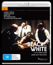 Black And White | Blu-ray