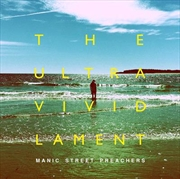 Ultra Vivid Lament   CD