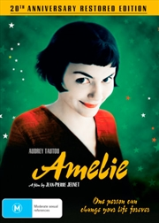 Amelie - 20th Anniversary Edition | DVD