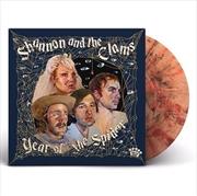 Year Of The Spider - Limited Edition Midnight Wine Vinyl | Vinyl