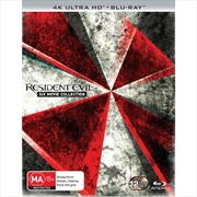 Resident Evil - 6 Movie Collection | UHD