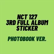Sticker Photobook Version - 3rd Album | CD