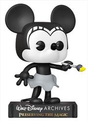 Mickey Mouse - Plane Crazy Minnie 1928 Pop! Vinyl | Pop Vinyl