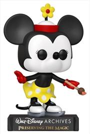 Mickey Mouse - Minnie on Ice 1935 Pop! Vinyl | Pop Vinyl