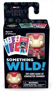 Avengers - Infinity Saga Iron Man Something Wild Game | Merchandise