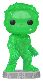 Avengers - Hulk Infinity Saga Green (Artist) Pop! Vinyl with Protector | Pop Vinyl