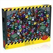 Among Us 1000 Piece Puzzle   Merchandise