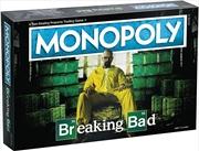 Monopoly - Breaking Bad Edition | Merchandise