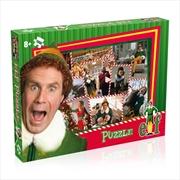 Elf - 1000 Piece Jigsaw Puzzle   Merchandise