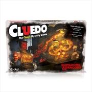 Cluedo - Dungeons & Dragons Edition   Merchandise
