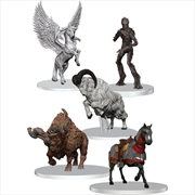 Dungeons & Dragons - Icons of the Realms Summoning Creatures Set 1   Games