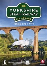 Yorkshire Steam Railway - Season 1-2, The | DVD