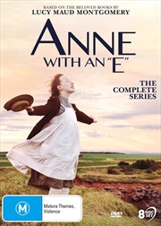 Anne With An E | Complete Series | DVD