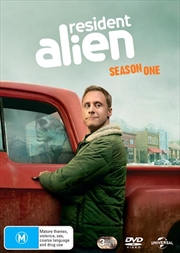 Resident Alien - Season 1   DVD