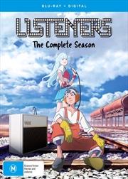 Listeners - Season 1 | Blu-ray