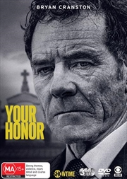 Your Honor - Season 1   DVD