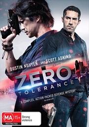 Zero Tolerance | DVD