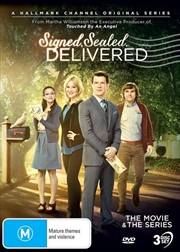 Signed, Sealed, Delivered - The Movie / Season 1 | DVD
