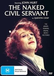 Naked Civil Servant, The   DVD
