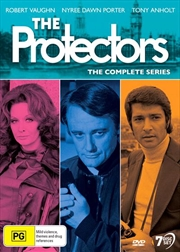 Protectors | Complete Series, The | DVD