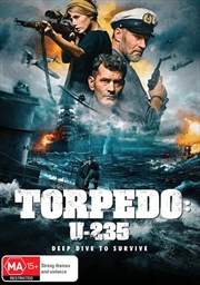 Torpedo - U-235 | DVD