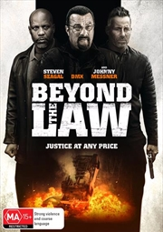 Beyond The Law | DVD