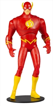 """Superman: The Animated Series - The Flash 7"""" Actioin Figure   Merchandise"""