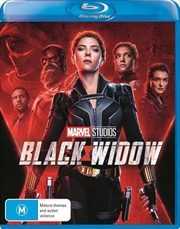Black Widow | Blu-ray