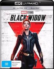 Black Widow | Blu-ray + UHD | UHD
