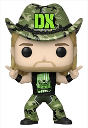 WWE: Survivor Series 09 - Shawn Michaels D-X US Exclusive Pop! Vinyl with Pin [RS] | Pop Vinyl