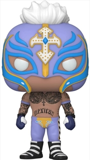 WWE - Rey Mysterio Glow US Exclusive Pop! Vinyl [RS] | Pop Vinyl
