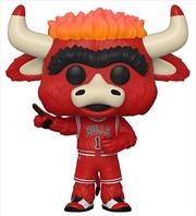 NBA: Bulls - Benny the Bull Pop! Vinyl | Pop Vinyl