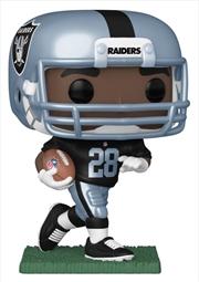 NFL: Raiders - Josh Jacobs (Home) Pop! Vinyl | Pop Vinyl