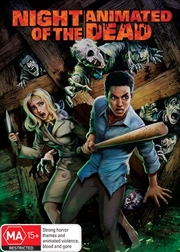 Night Of The Animated Dead | DVD
