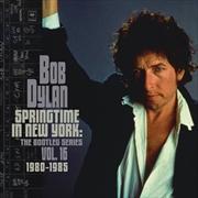 Springtime In New York - Bootleg Series Vol 16 -1980-1985 - Deluxe Edition | CD