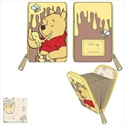 Loungefly - Winnie the Pooh - Honey Pot Accordion Purse | Apparel