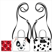 Loungefly - 101 Dalmatians - Patch Crossbody | Apparel