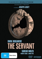 Servant | Classics Remastered, The | DVD