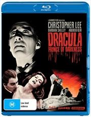 Dracula - Prince Of Darkness | Classics Remastered | Blu-ray