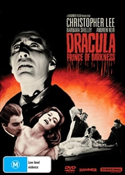 Dracula - Prince Of Darkness | Classics Remastered | DVD